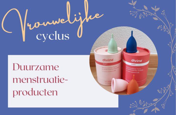 menstruatieproducten