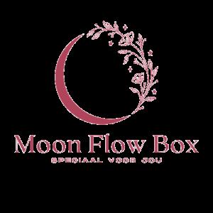 logo moon flow box